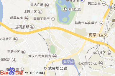 九龙大酒店·婚宴(武泰闸店)地图