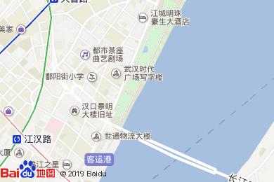 馬可波羅武漢酒店咖啡廳地圖