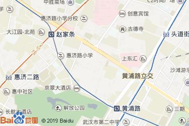 中原大酒店自助餐厅地图