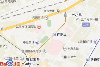 天盛酒店中餐廳地圖