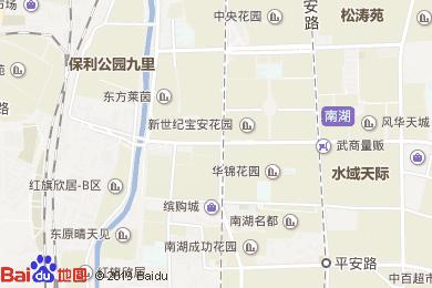 乾元酒店財神餐廳地圖