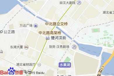 玉豐格瑞酒店地圖