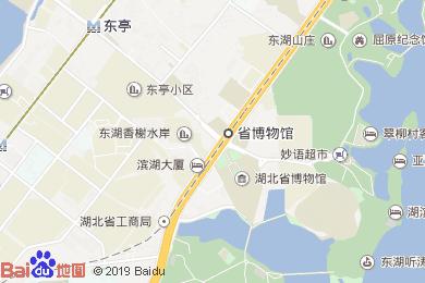 楚天粵海國際大酒店粵海軒地圖