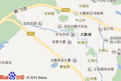 白鹭单车汇酒店西餐厅地图