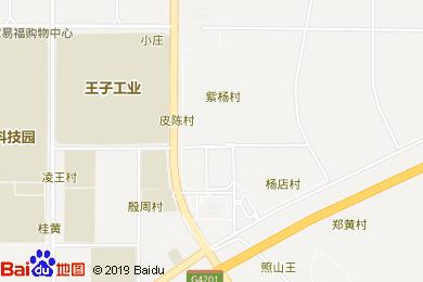 武汉光谷保税国际交流中心酒店中餐厅地图