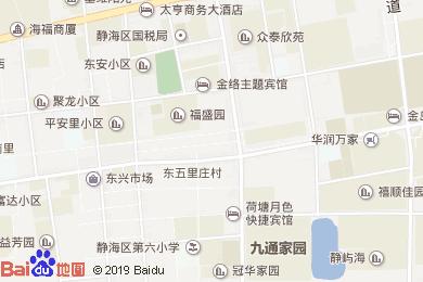 沃德大酒店(餐飲部)地圖