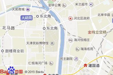 泛太平洋酒店大堂吧地圖