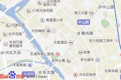 智選假日酒店宴會廳地圖