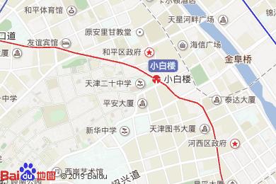 津利华名家酒店快餐部地图