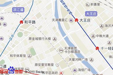 香格里拉大酒店(香宫中餐厅)地图