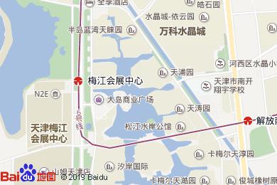 梅江中心皇冠假日酒店北纬39度地图