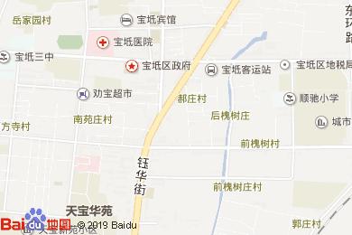钰华大酒店(钰华丰谷生活菜馆)地图