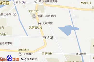 海鲜鲂蒸汽火锅自助(广川大酒店)地图