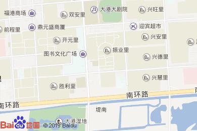天连宾馆餐厅地图