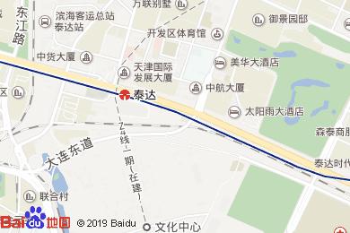 美华大酒店宴会厅地图