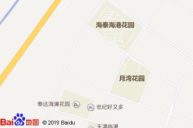 臨港怡灣酒店(綠蓮餐廳)地圖