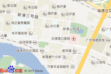 瑞灣開元大酒店海港小廚地圖