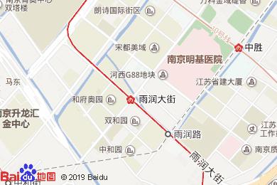 阿娘家生態酒店地圖