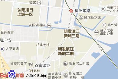 淮河小镇酒店地图