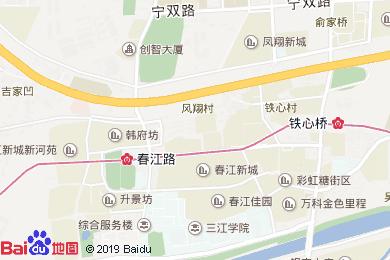万家福酒店地图