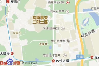 梅花香里大酒店中餐廳地圖