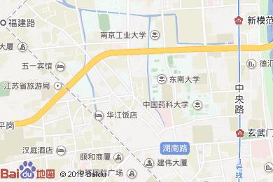 好客八方大酒店地图