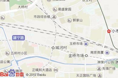 颐和国际大酒店-西餐厅地图