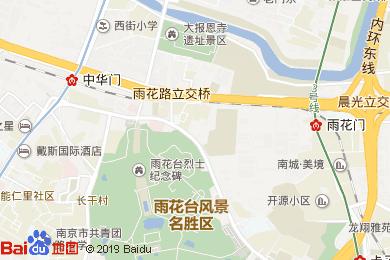 昔佑閣酒店地圖
