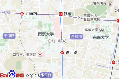 金鷹珠江壹號國際酒店中餐廳地圖