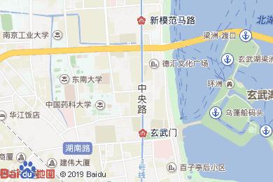 軍歌18號花園酒店餐廳地圖