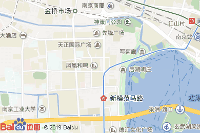 富建城市酒店-大堂吧地圖