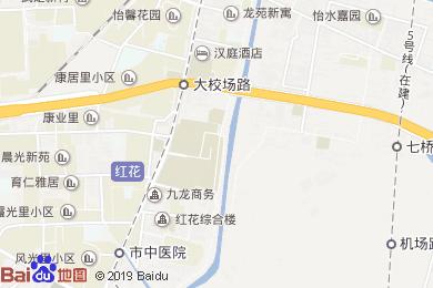大名府酒店外賣部地圖