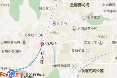 太陽雨酒店(和燕路店)地圖