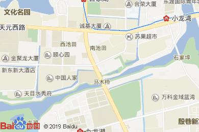 珍寶假日飯店酒店·婚宴(江寧店)地圖