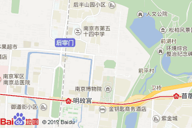 鴻翔龍大酒店(維景店)地圖