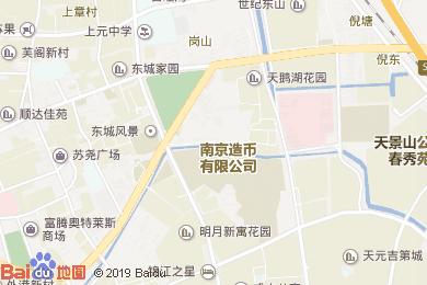 金元寶大酒店-中央廳地圖
