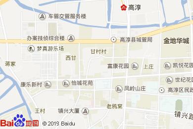 萬家燈火酒店地圖