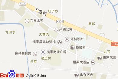 雨花之源大酒店地圖