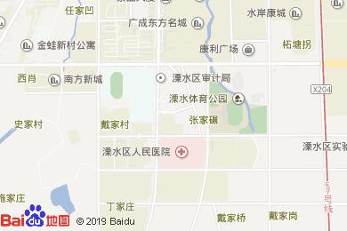 匯豪大酒店-水吧地圖