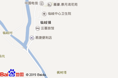云喜旅館飯店地圖
