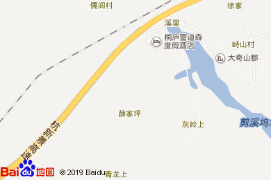 雷迪森度假酒店自助餐地圖
