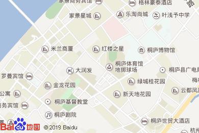 开元名都大酒店(餐饮部)地图