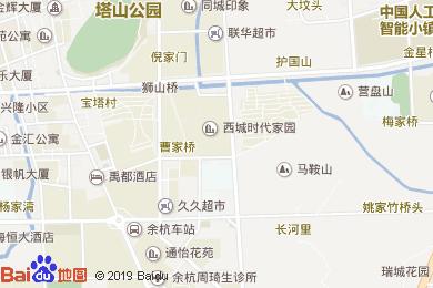 港軒大酒店地圖