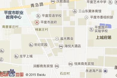 盛世王朝大酒店地圖