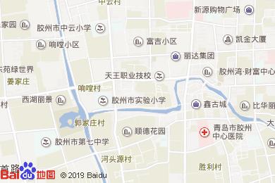 甜糖灣大酒店地圖