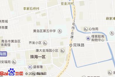 東源大酒店(餐飲部)地圖