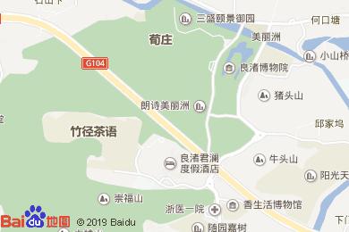佛羅倫薩西餐廳(良渚君瀾度假酒店)地圖
