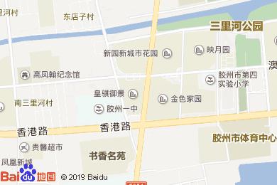 鸿运大酒店(澳门路店)地图