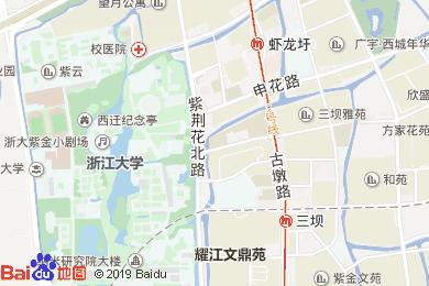 膳藝寶酒店管理有限公司地圖