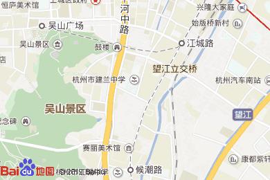 味中味大酒店地图